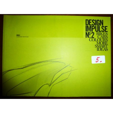 Design Impulse: No. 2 - Livre Anglais-Allemand