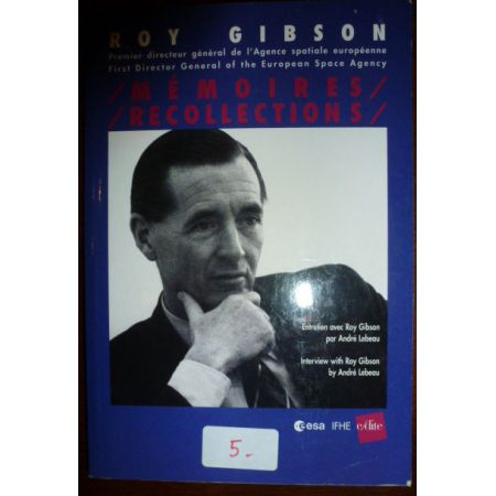 Roy GIBSON - Livre