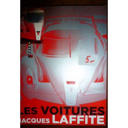 Les voitures vues par Jacques Laffite - Livre