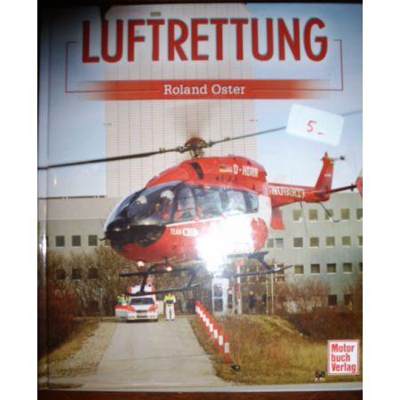 LUFTRETTUNG - Livre Allemand