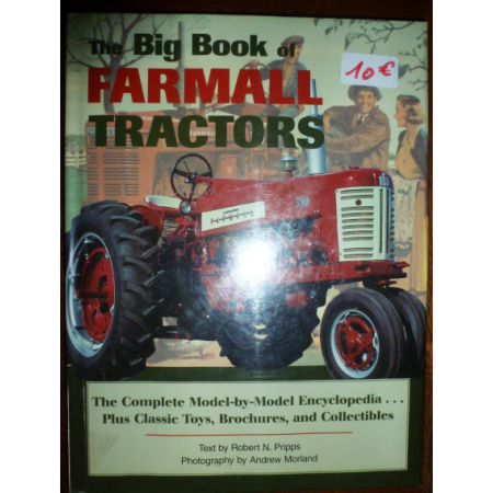 The Big Book of Farmall Tractors - Livre Anglais