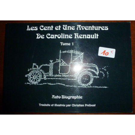 101 Aventures de Caroline Renault - Livre