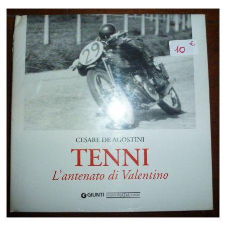 Tenni. L'antenato di Valentino - Livre Italien