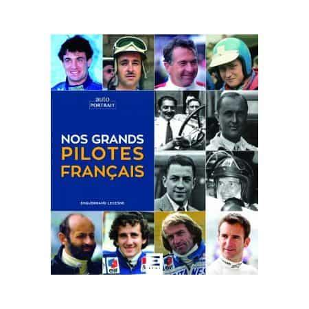 Nos grands pilotes français - Livre 2019