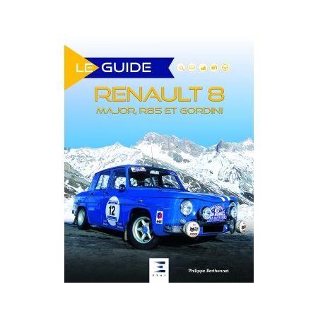 Guide de la Renault R8 - Livre