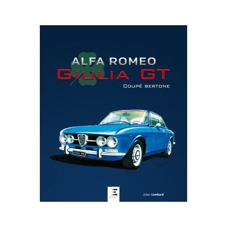 ALFA Giulia GT Coupé Bertone - Livre