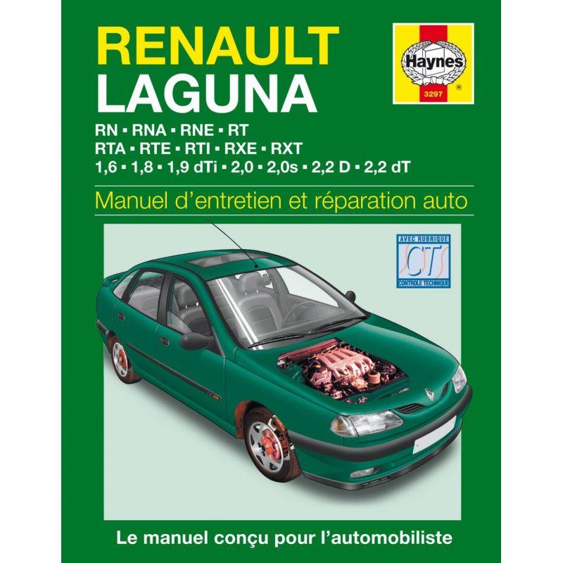 Revue Technique RENAULT LAGUNA Diesel De 1993 à 1999 RN