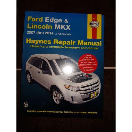 FORD Edge - LINCOLN MKX 2007-2013 RTH036014 - Revue Technique Haynes Anglais