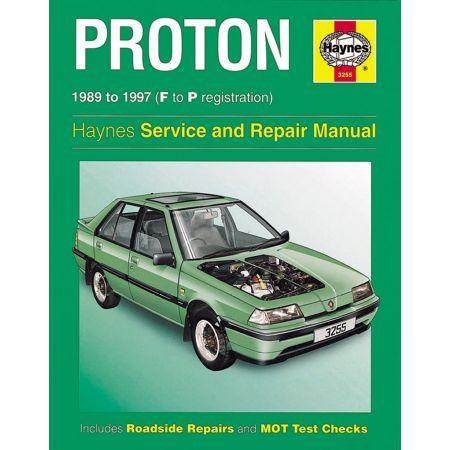 PROTON 89-97 Revue technique Haynes CITROEN Anglais