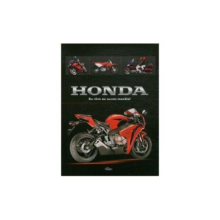 Honda : Du rêve au succès mondial - Livre