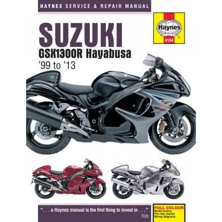 GSX1300R HAYABUSA 99-13 Revue technique Haynes SUZUKI Anglais
