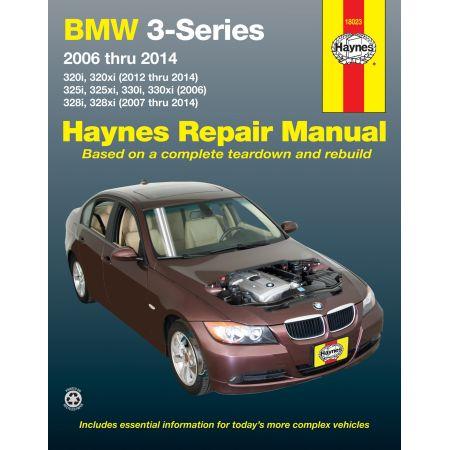 3-SERIES 06-14 Revue Technique Haynes BMW Anglais