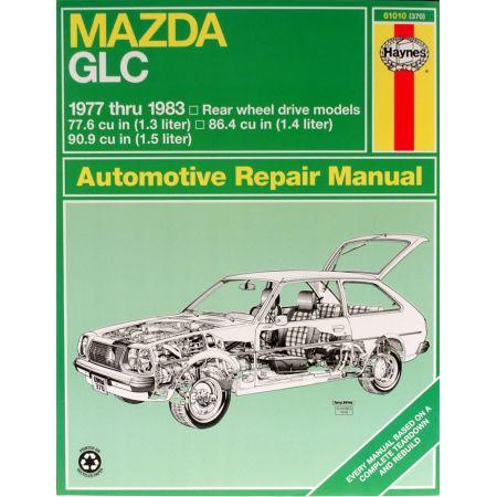 GLC 77-83 Revue Technique Haynes MAZDA Anglais