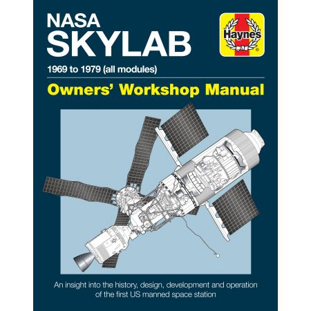NASA SKYLAB MANUAL  Revue Technique Anglais