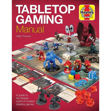 TABLETOP GAMING Revue Technique Anglais