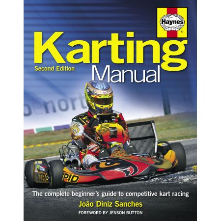 KARTING MANUAL 2ND ED Revue Technique Anglais