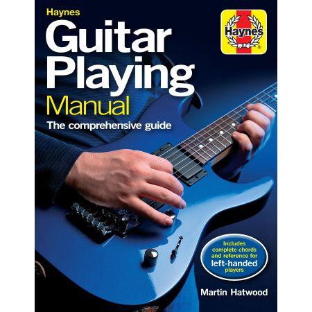 GUITAR PLAYING Manuel Haynes Anglais