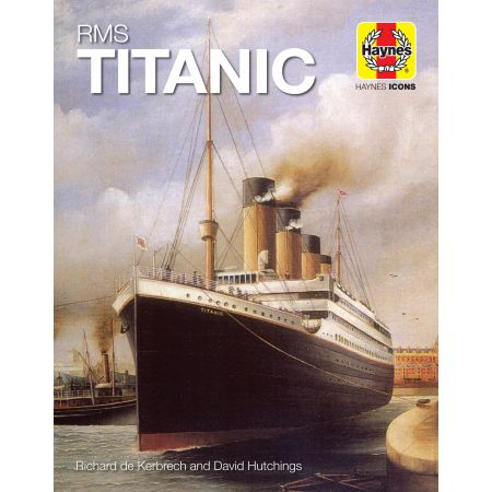 RMS TITANIC  Manuel Haynes Anglais
