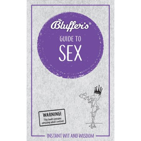 BLUFFER'S GUIDE TO SEX Revue Technique Anglais