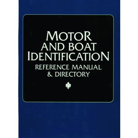 MOTOR & BOAT ID Revue technique Clymer Anglais