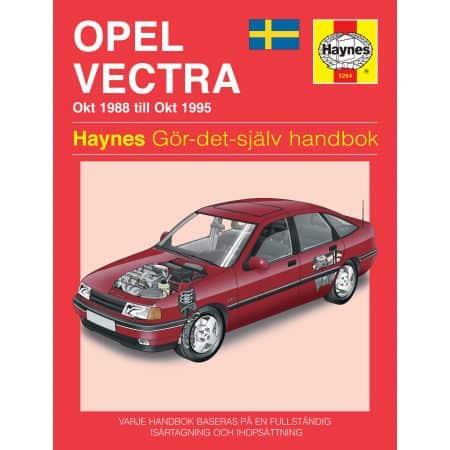 VECTRA 88-95 Revue Technique OPEL Suedois