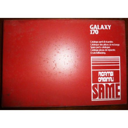 GALAXY 170 Catalogue pieces Same Italien