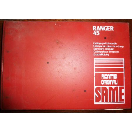 RANGER 45 Catalogue pieces Same Italien