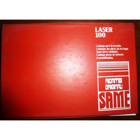 LASER 100 Catalogue pieces Same Italien