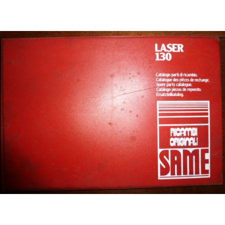 LASER 130 Catalogue pieces Same Italien