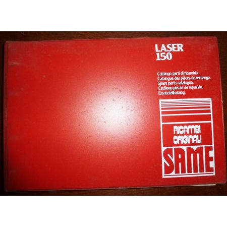LASER 150 Catalogue pieces Same Italien