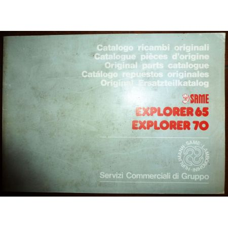 EXPLORER 65 70 Catalogue Pieces Same