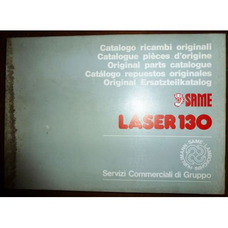 LASER 130 Catalogue Pieces Same