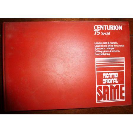 CENTURION 75 Special Catalogue pieces Same