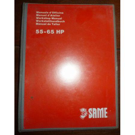 55-65 HP Manuel SAME