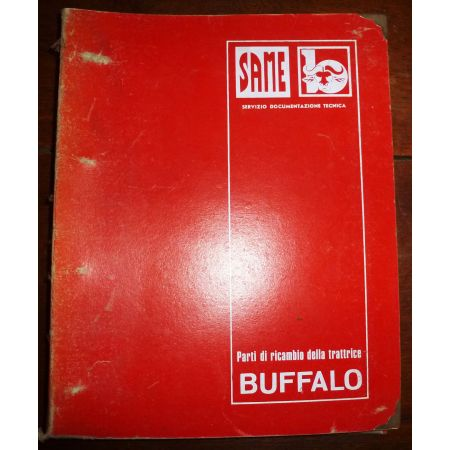 BUFFALO Catalogue pieces Same