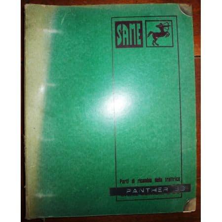PANTER 88 Catalogue pieces Same