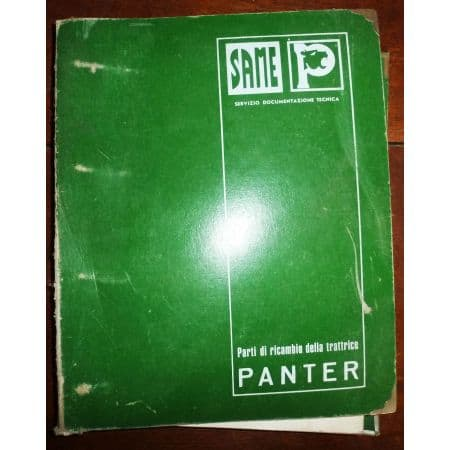 PANTER Catalogue pieces Same