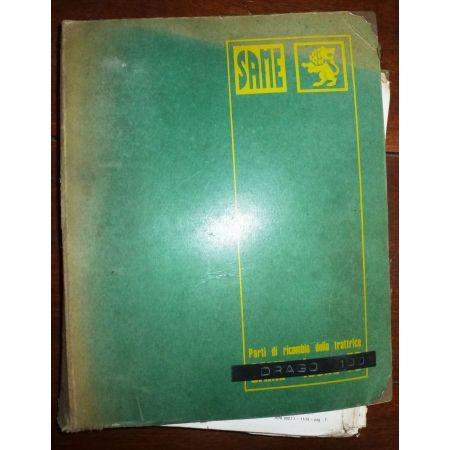 DRAGO 100 Catalogue pieces Same