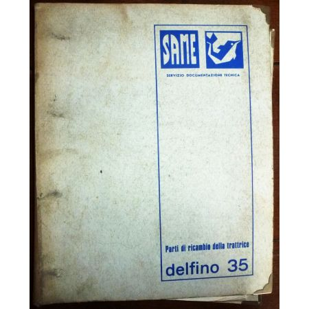 DELFINO 35 Catalogue pieces Same