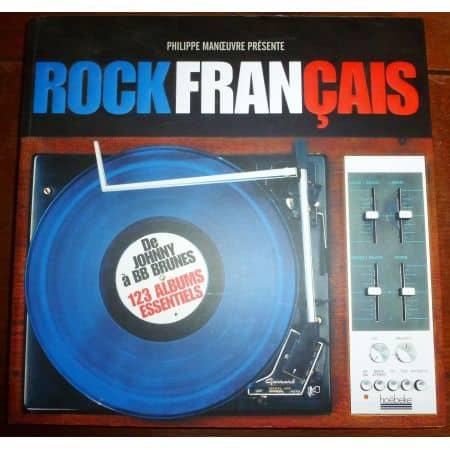 ROCK FRANCAIS - Livre