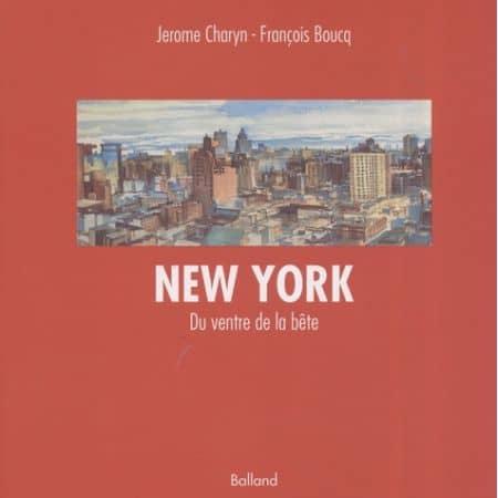 New York - Du ventre de la bête - Livre