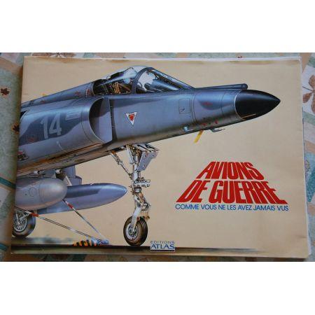 Avions de guerre - Livre