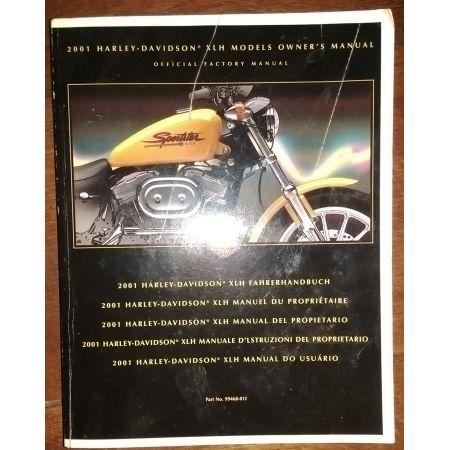 XLh 2001 - Manuel Utilisateur Harkey