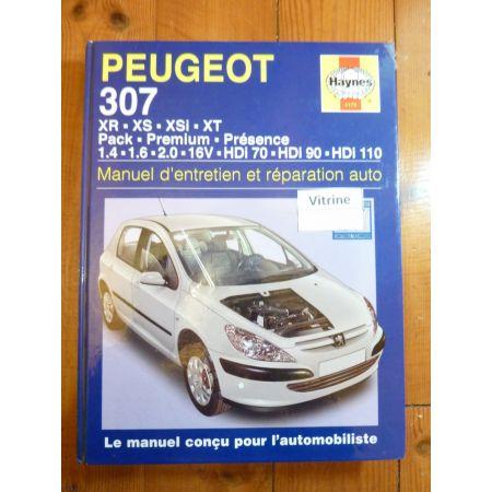 307 01-04 Revue Technique Haynes Peugeot FR