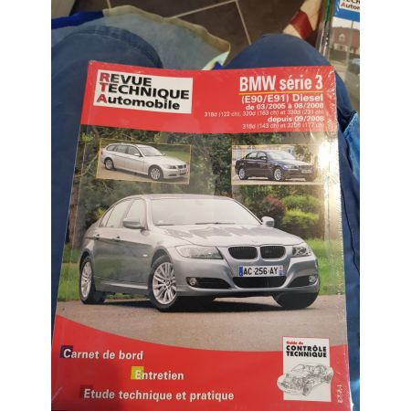 Série 3 D 05- Revue Technique BMW