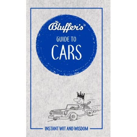 BLUFFER'S GUIDE TO CARS Revue Technique Anglais