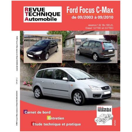 C-Max 03-10 Revue Technique Ford