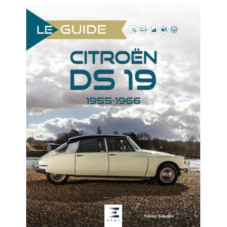 Citroën DS 19 2eme Ed. - Livre
