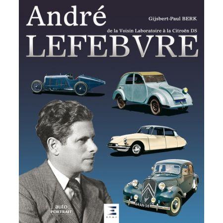 André LEFEBVRE - Livre