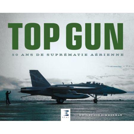 TOP GUN, 50 ans - Livre